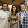 Nawaz Modi Singhania exhibits solo art preview