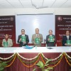 Symposium on 'Hospital Acquired Infections and Antimicrobial resistance' at AMU